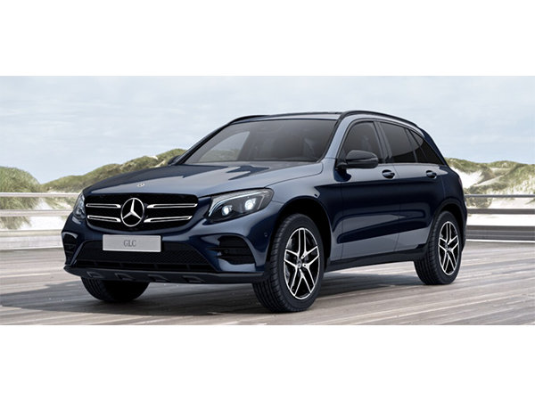 MMercedes Benz GLC Klasse leasen