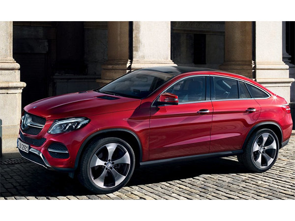 Mercedes Benz GLE Coupe leasen