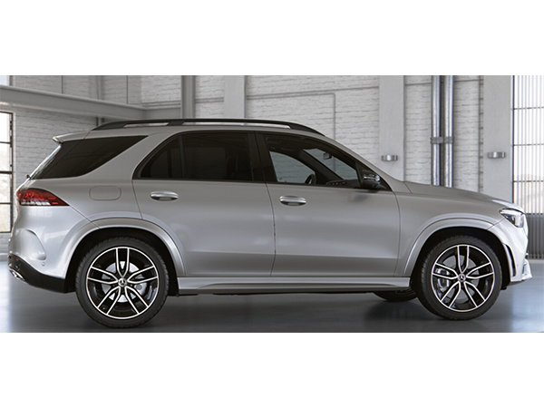 Mercedes Benz GLE leasen