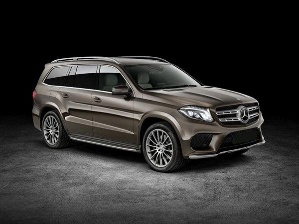 MMercedes Benz GLS Klasse leasen