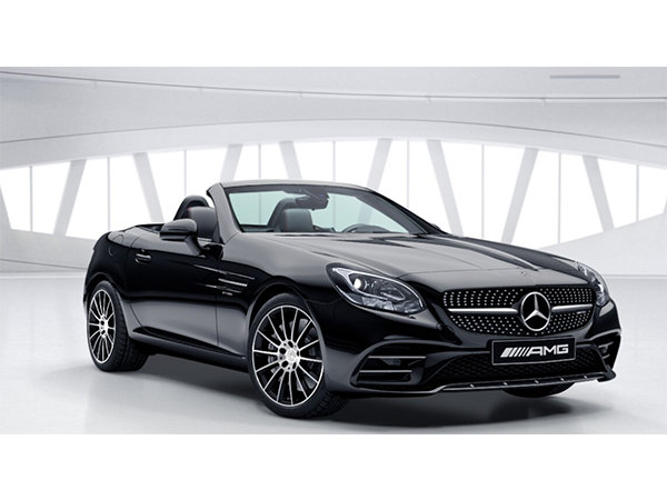 Mercedes Benz SLC Klasse leasen
