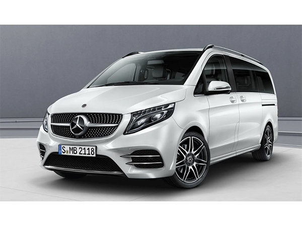 Mercedes Benz V-Klasse leasen