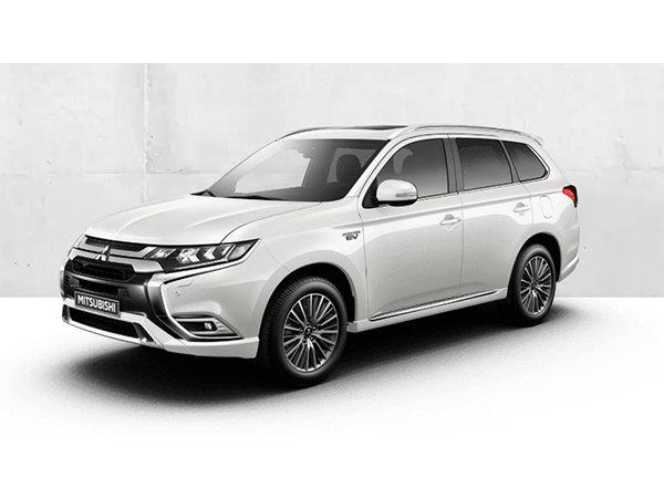 Mitsubishi Outlander leasen