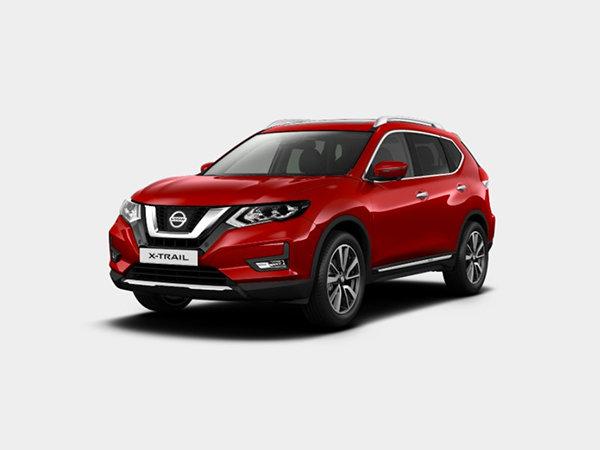 Nissan X-Trail leasen