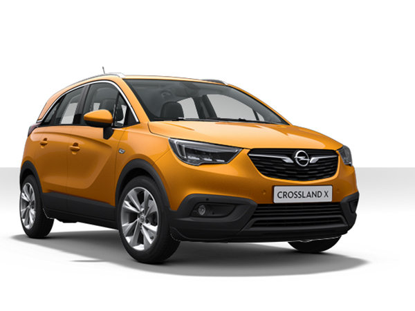 Opel Crossland X leasen