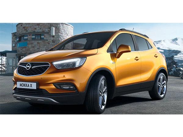 Opel Mokka X leasen