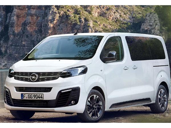 Opel Zafira Life leasen
