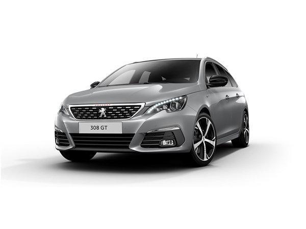 Peugeot 308 SW leasen
