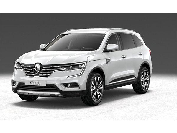 Renault Koleos leasen