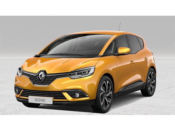 Renault Scenic leasen