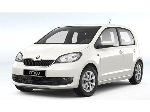 Skoda Citigo leasen