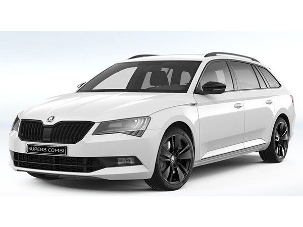 Skoda Superb Combi leasen