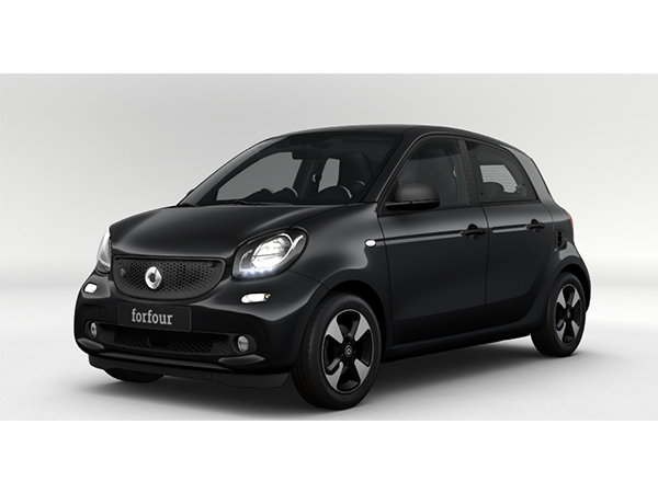 Smart Forfour leasen