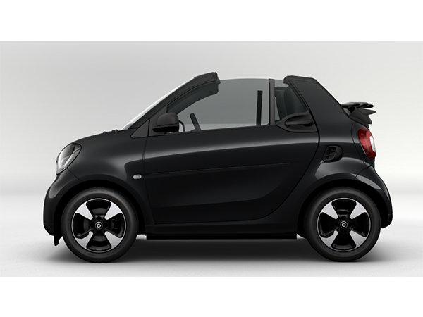 Smart fortwo cabrio leasen