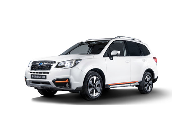 Subaru Forester leasen