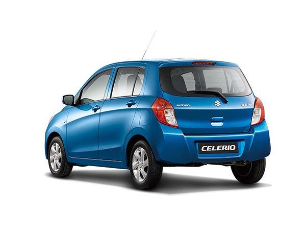 Suzuki Celerio leasen