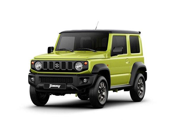 Suzuki Jimny leasen