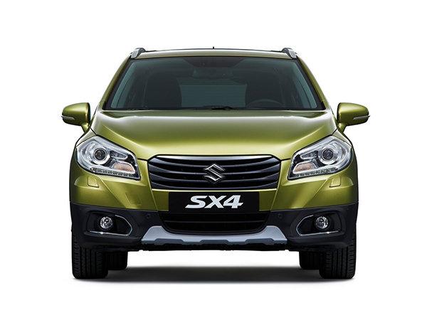 Suzuki SX4 S-Cross leasen