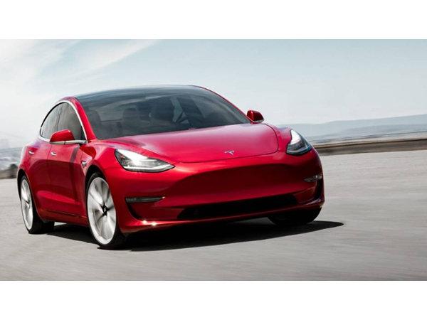 Tesla Model 3 leasen