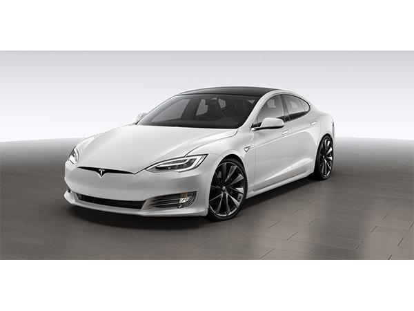 Tesla Model S leasen