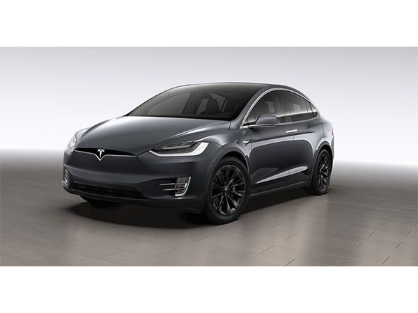 Tesla Model X leasen