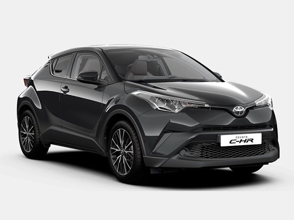 Toyota CH-R leasen