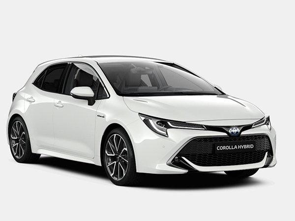 Toyota Corolla Hatchback leasen