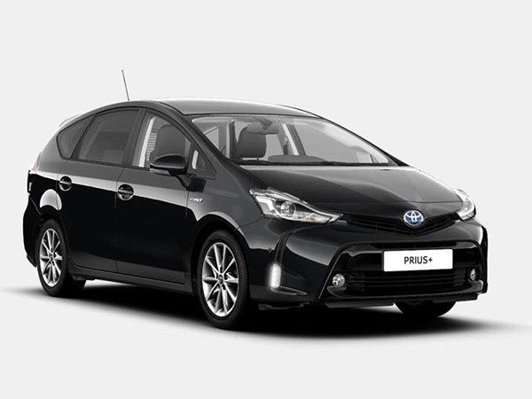 Toyota Prius + leasen