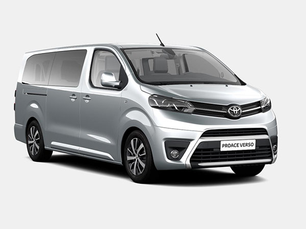 Toyota Proace Verso leasen