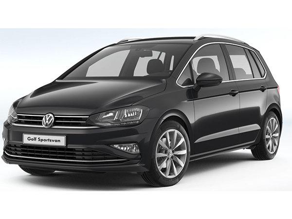 Volkswagen Golf Sportsvan leasen