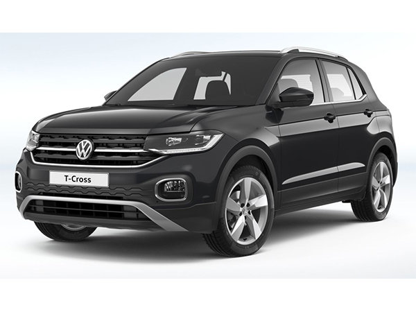 Volkswagen T-Cross leasen
