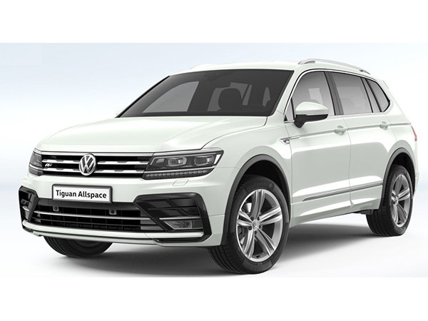 Volkswagen Tiguan All Space leasen