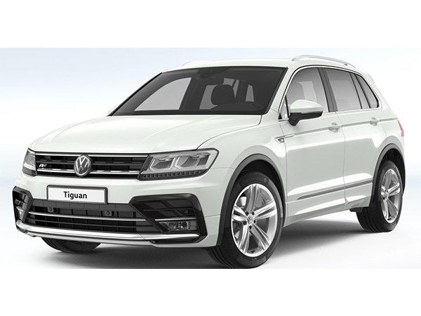 Volkswagen Tiguan leasen
