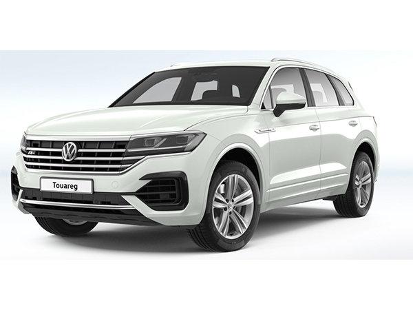 Volkswagen Touareg leasen
