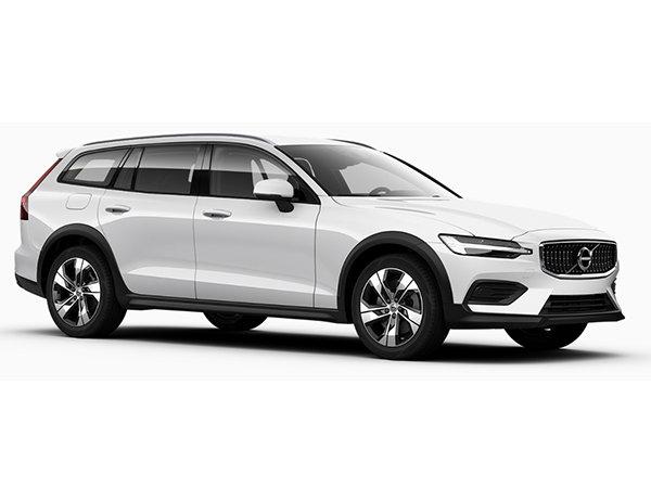 Volvo V60 cross country leasen