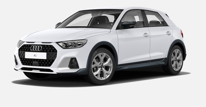 Audi A1 citycarver leasen 1