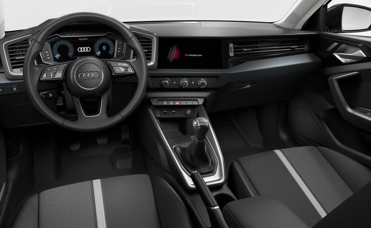 Audi A1 citycarver leasen 4