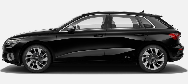 Audi A3 Sportback leasen 2