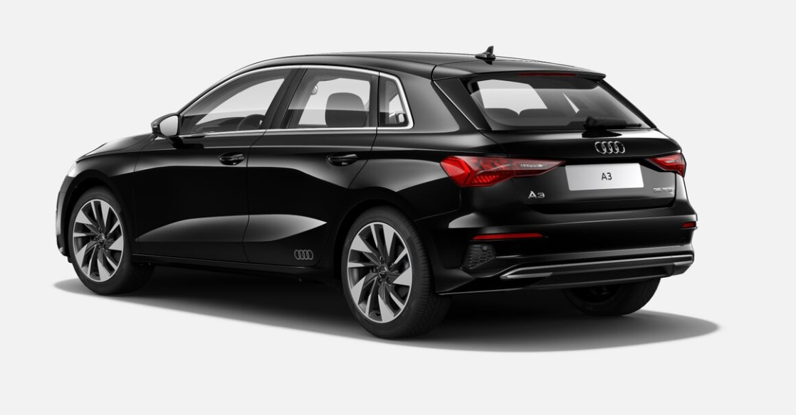 Audi A3 Sportback leasen 3
