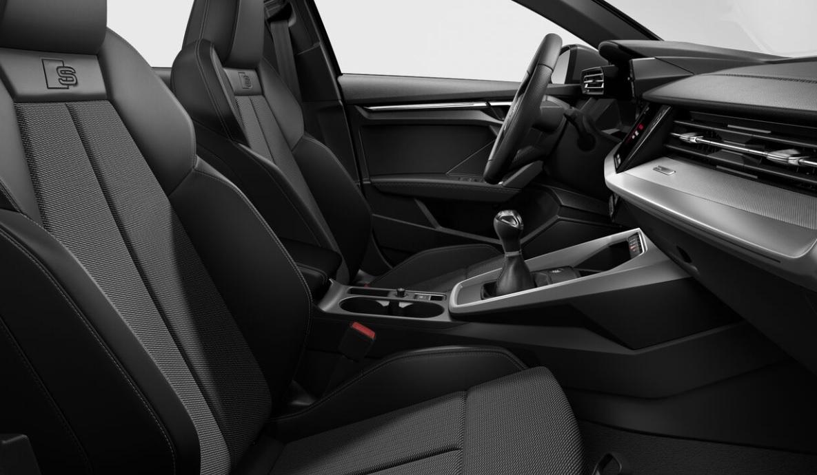 Audi A3 Sportback leasen 5