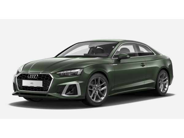 Audi A5 Coupe leasen 1