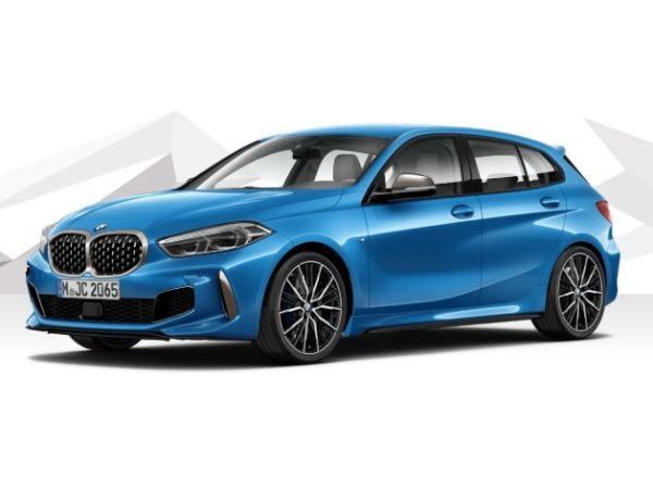 BMW 1 Serie leasen