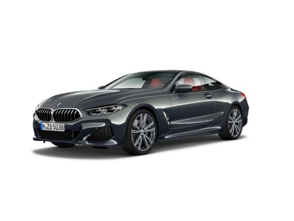BMW 8 serie Coupe leasen