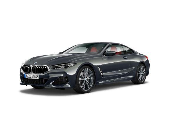 BMW 8 serie coupé leasen 1