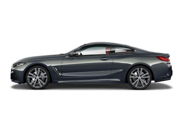 BMW 8 serie coupé leasen 2