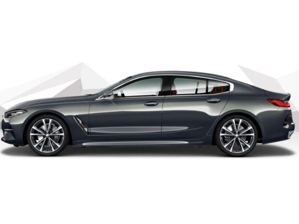 BMW 8 serie gran coupé leasen n 2