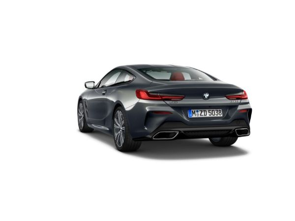 BMW 8 serie coupé leasen 3
