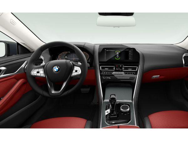 BMW 8 serie gran coupé leasen