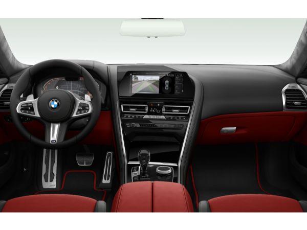 BMW 8 serie coupé leasen 5