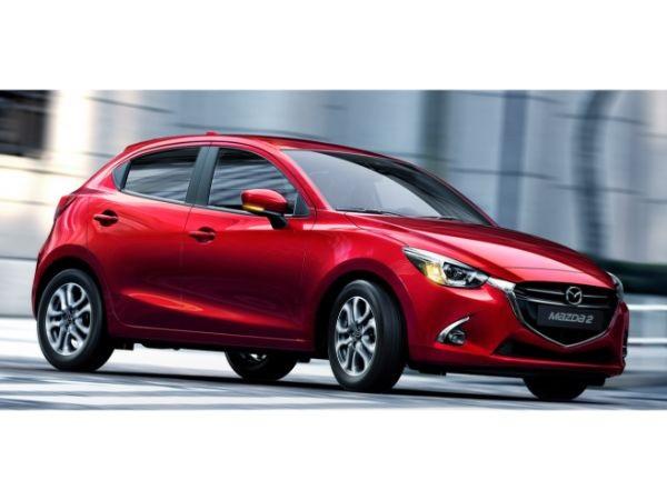 Mazda Mazda2 leasen